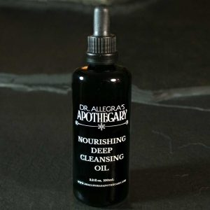 NOURISHING DEEP CLEANSING OIL